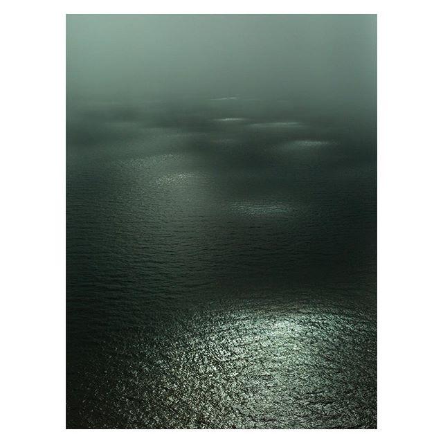 sea landscape documentary photography fineart print blackpool