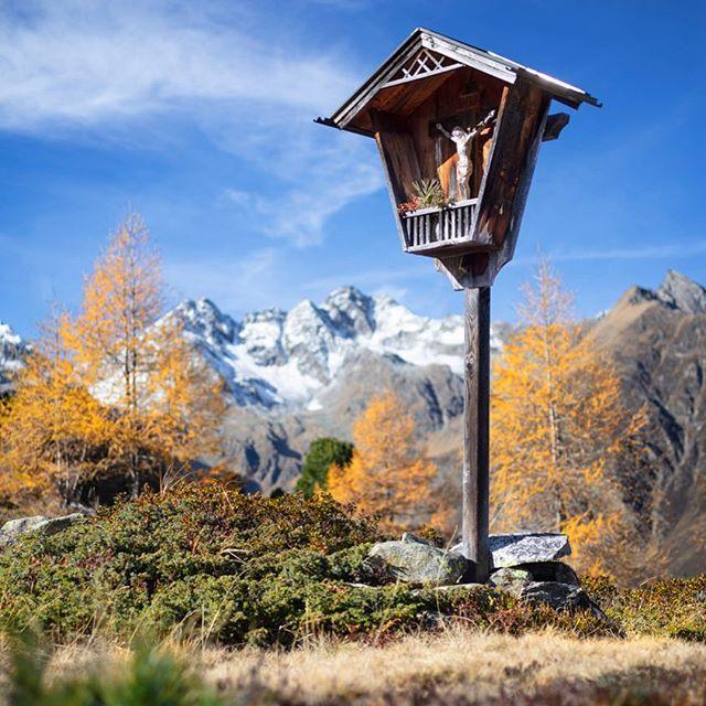 hauerkogel herbst pictureoftheday landschaftsfotografie austria jesuslovesyou ötztal autumn