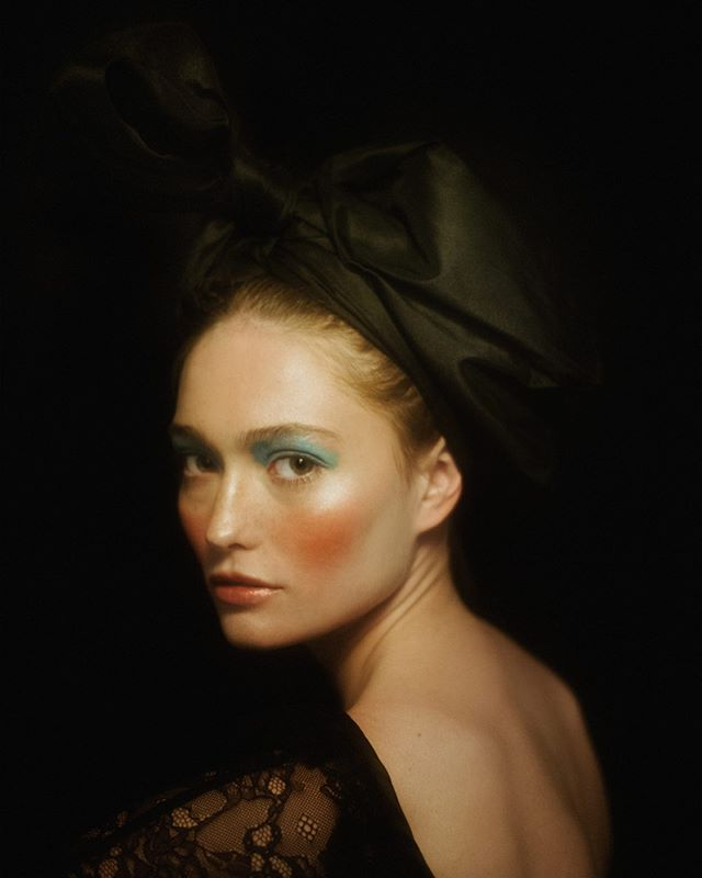 beauty photovogue testshoot nikonitalia portrait closeup portraitphotography vogue nikon