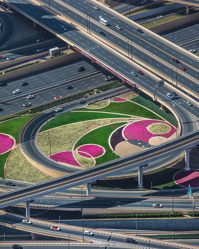 uae landscape architecture dubai
