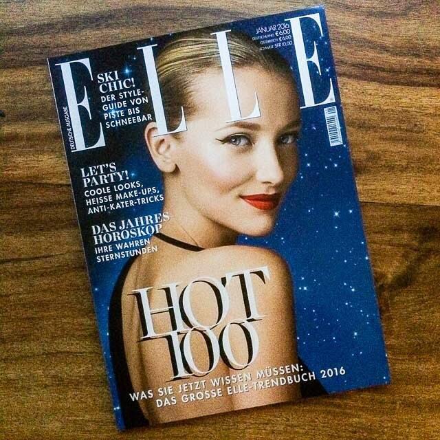 titelbild beauty makeup emilyvanraay holiday beautyphotography coverimage titel bauendahl cover elle ellemagazine holidayissue lonibaur make