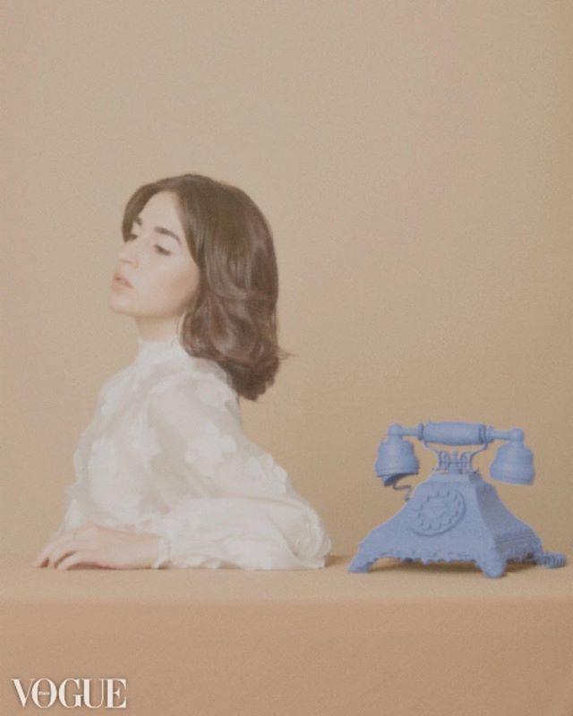 surrealism vogueitalia editorial vogueit photovogue ethereal fineart fineartportraiture portrait