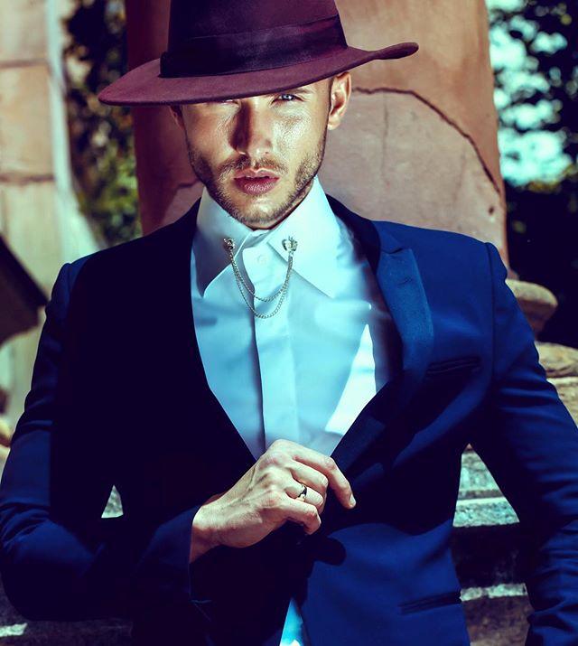 fashion model wildwildwest men shooting