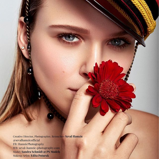 beauty fashion magazine shooting face agency print model publication