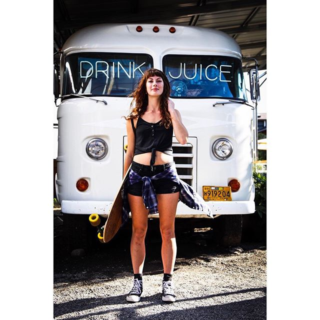 pdxmodel drinkjuice skater skatergirl vintagevan pdxphotography skate skateboardinggirl streetphotography pdxstreetart fringefashionpdx portraitphotography foodtruck pdxphotographer skateboard jpdx_photo streetart artphotography