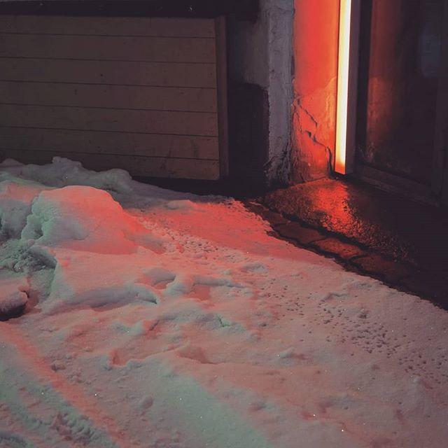 instagood mediumformat home redlight ioannasakellaraki prixlevallois2018 prixlevallois red atmosphere aidos snow artprize ambiance fotoroomopen identity photooftheday moody instalike