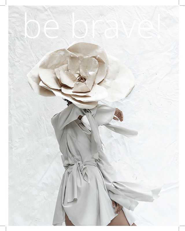 dressshirt cover romantic flower mood vintage model rose shooting alvesgoncalves studio editorial lagence green naturalbeauty magazine fashionsustainability white dress alvesgonçalves mangonewvoices color mag sony dramatic 35mm greencircle makeup
