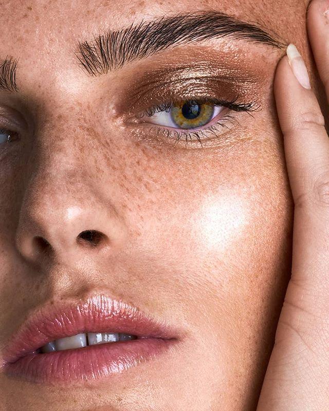 skincareroutine skin eyes skincare model beauty freckles københavn lips eyebrows brows danish dansk modelagency copenhagen makeup retouch