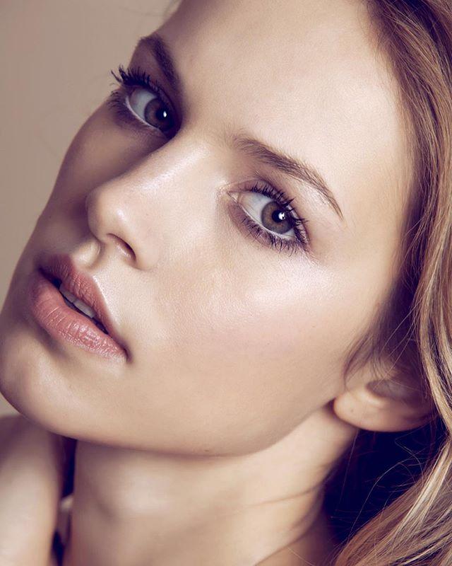 lovetheskinyourein skincare today closeup pmamodels portrait beauty