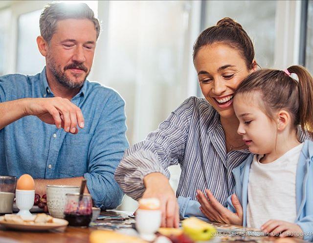 lovemyjob commercialmodel family sunny fun model senec shooting breakfast