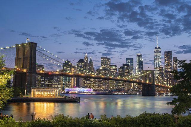newyork sunsetlovers brooklynbridge anthonyturpaud brooklyn sunset newyorkcity