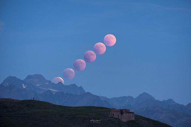 landscape moon stetiennedetinee unairdefrance astrophotography mymercantour tinee stdalmasleselvage