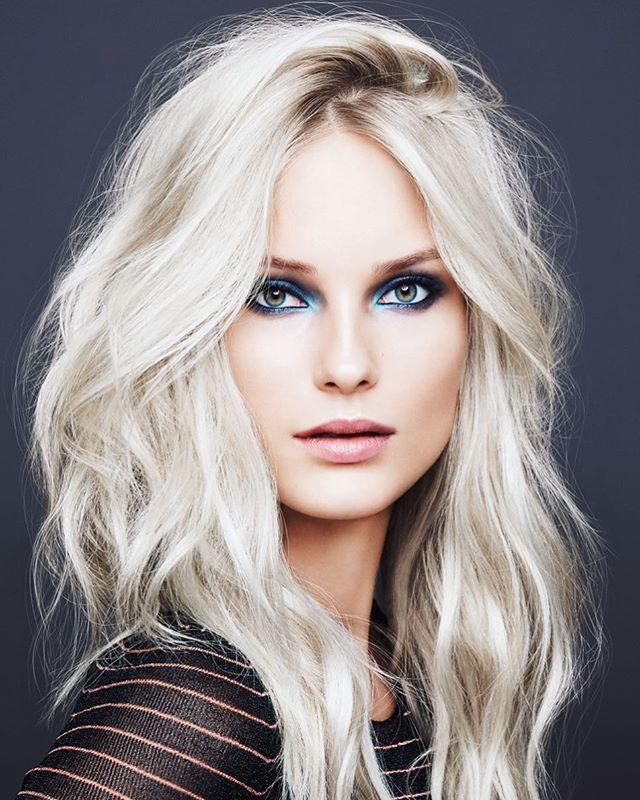 glowingskin haircampaign beautyshot beautycampaign
