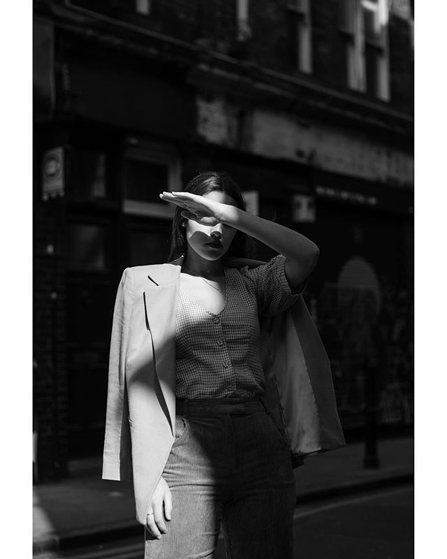 50mm color london urban testshoot tendermag vintage nikon streetstyle blackandwhite fashion