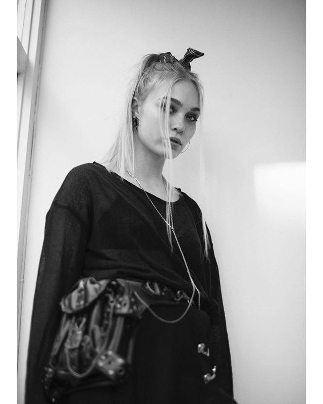 indoor model editorial london nikon girl style punk 50mm blackandwhite fashion