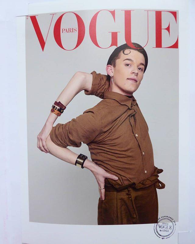 fashion vogueexperience vogueparis mode vogue paris newface model dance