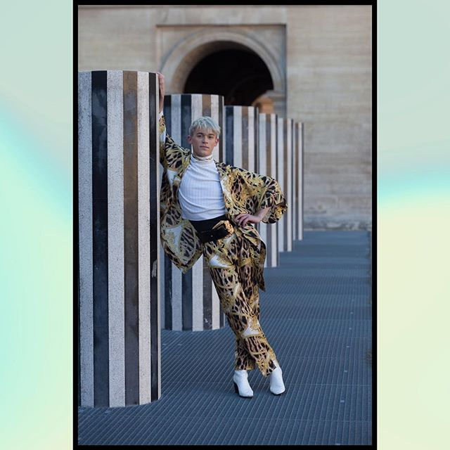 antique donatellaversace barocco parisphotographer igparis newfacemodel igphotography modelshoot parisphotoshoot versace