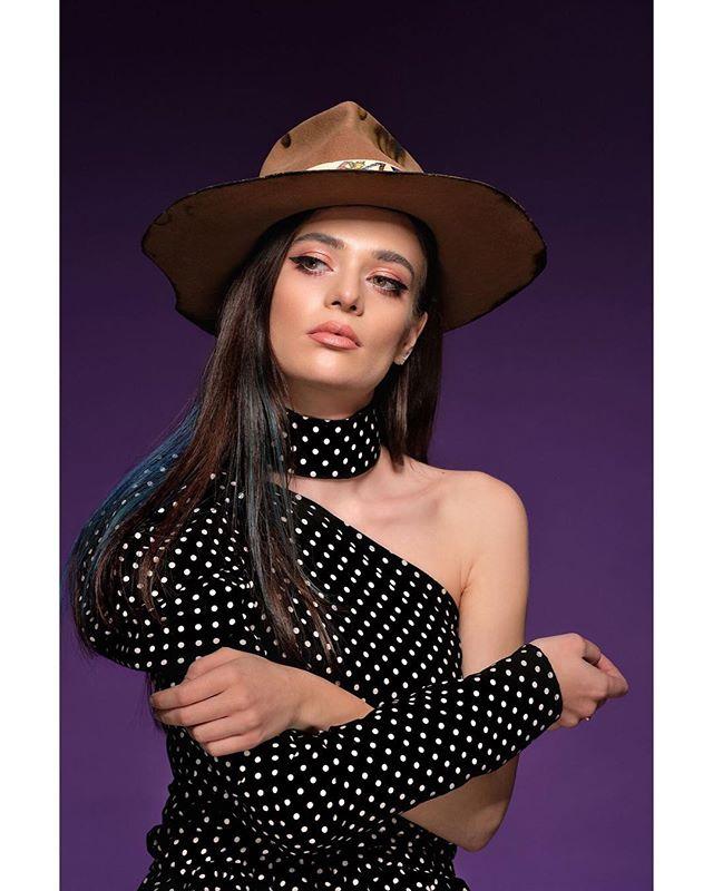 style likeforlikes purple romaniandesign makeup mac fashion model photography