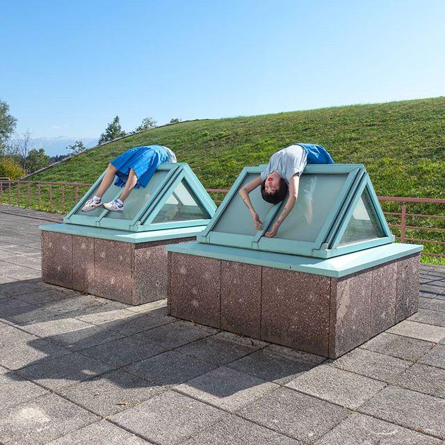 design studio surreal photography landscape storytelling experimental austria green visual blue ausblickstudio