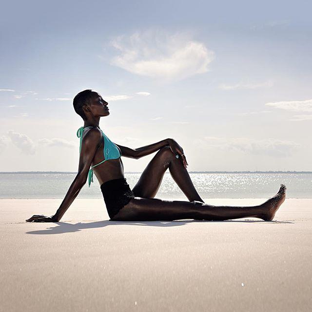 beauty sun beach tanzania melanin tabasamu africangirl melaninpoppin tanzanian ufukweni