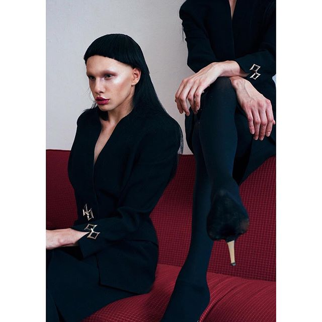 drag thierrymugler love oneandonly wellhello hufmagazine fashion fab fashionphotography vintage army
