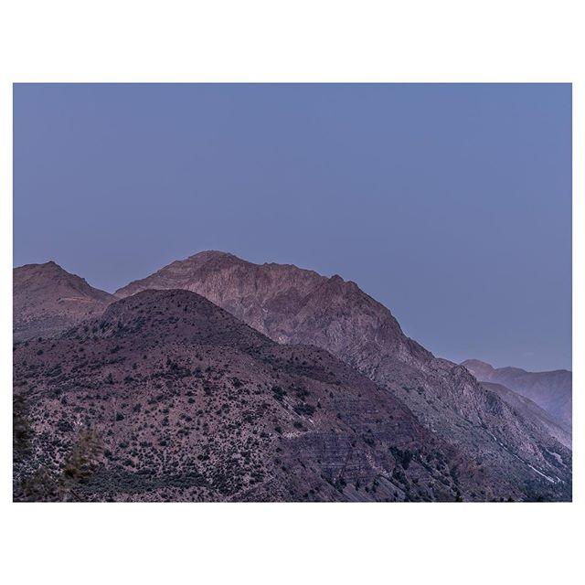 chile landscapephotography mountains visitchile sanjosedemaipo bluehour landscape