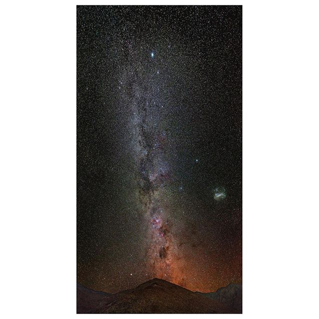 starwars flakphotorecs landscapephotography nightsky milkyway twilightphotography chile night landscape twilight