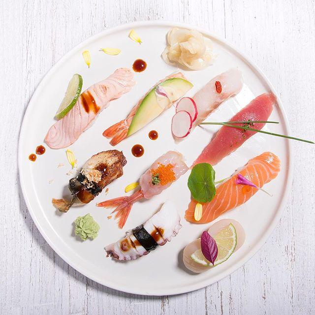 colors lifestyle japanesefood foodphotography sushi food japanfood nighiri foodporn