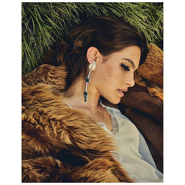 campaign femalenature jewellery jewellerycampaign pedrogabrielstudio aw18 beauty