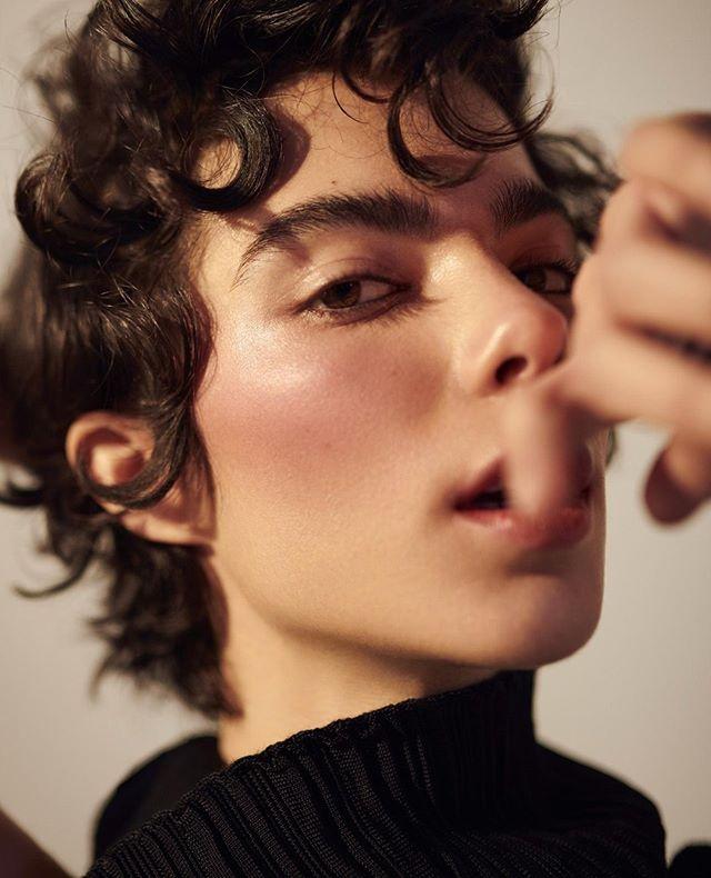 print makeup alba sun beauty magazin curls artliner photography postproduction love skin lashes