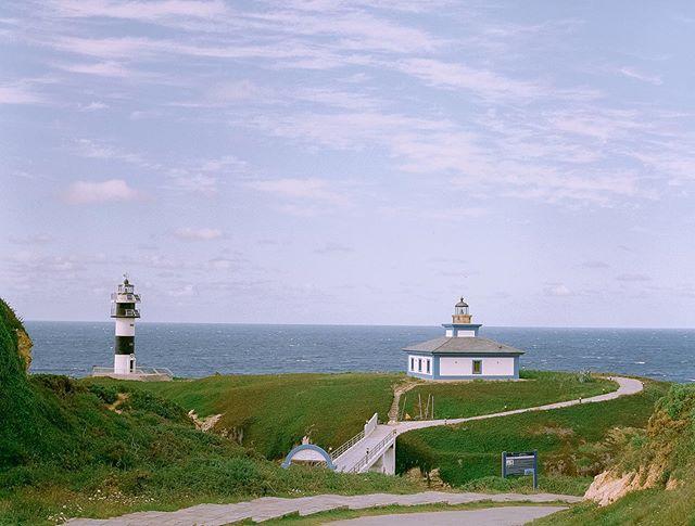 lighthouses farosgalegos farosgalicia filmisnotdead contax645 lighthouse faros galicia mediumformat galiciacalidade