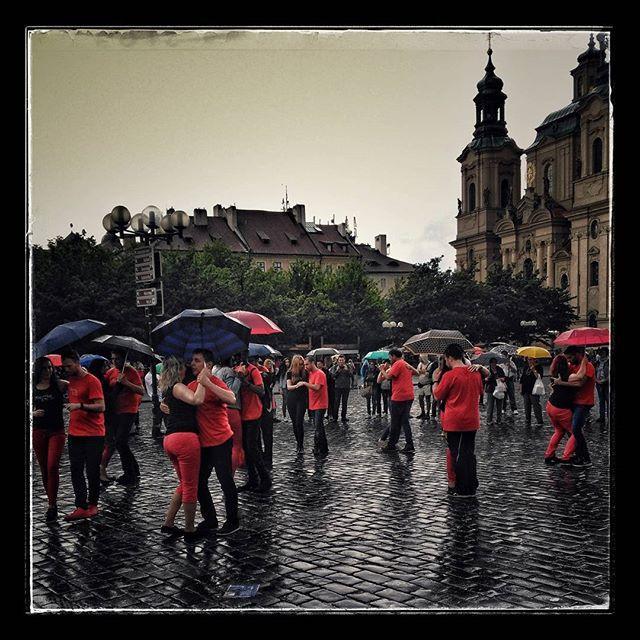 travel prague people rain dancer rainyday ceskyrepublika praha photography