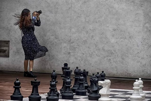 color chess picture streetphoto streetphoto_color picoftheday woman photography aliceinwonderland photo wonderland