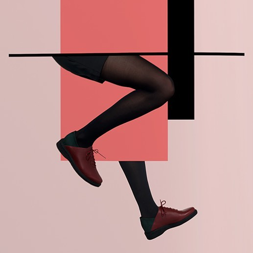 accessoires layout cataloque design syndikatartists artist agencyforlovers minimalism colors collage illustrator fashion graphicdesign shoes agencyforcreatives agencyforartists benjaminsavignacillustration commercialwork