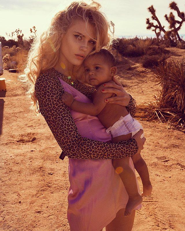 anjapoulsen mixedracemodel babymodel fashionphotographer myboy plazakvinna babygap fashioneditorial joshuatree