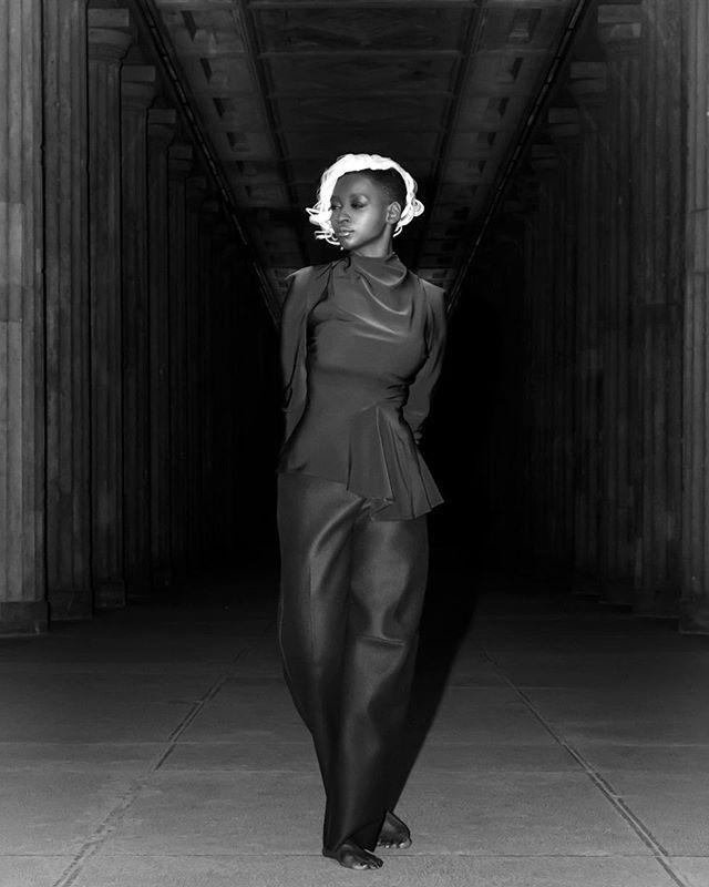 musician electro bw diva nowness shooting 37minus architecture artist littlerascal feminism malonda blackcat artwork goddess temple ignant booooom femalemodel makeup fashion