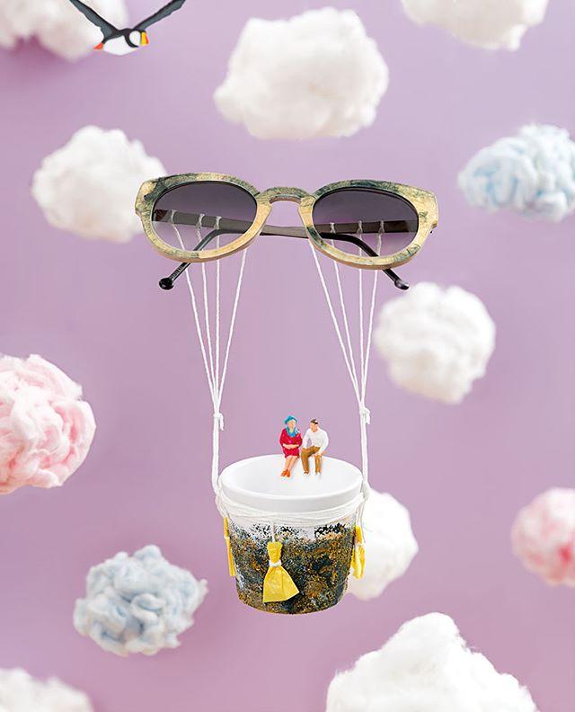 sol aventura viaje paseo fotografiaeditorial diseño sunglasses eyewear pensardiferente broncolorspain gafas verano contenidovisual mostrefinedwoodeneyewear artdirection vueltaalmundo lapsustorial surreal mentiravsverdad nappavalley globogafa
