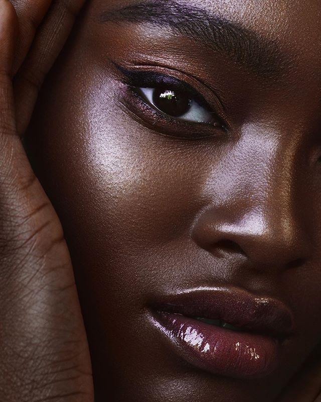glow model retouch beauty skin assistant melanin mua