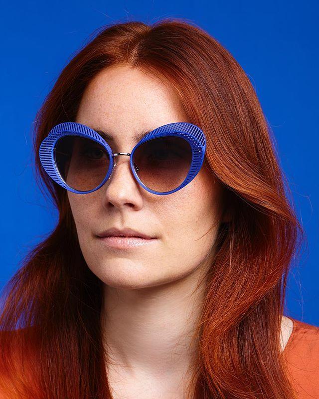 utrecht throwback sunglasses summer stills stilllifephotography optician newwork new minimalism hallofframe graphic gracekelly glasses frames fashion design clean blue 3dprinted