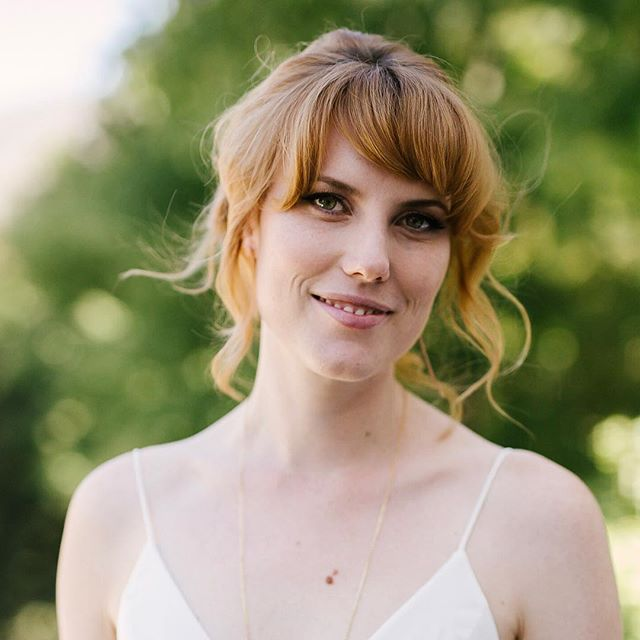 bridesmaid redheads goldielocks realwedding myfairlady